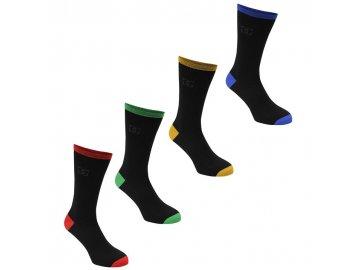 Pánské ponožky Giorgio 4 v balení Multi