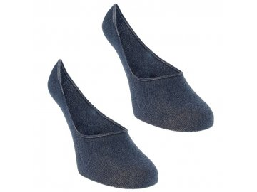 Pánské neviditelné ponožky Tommy Hilfiger 2 v balení Jeans