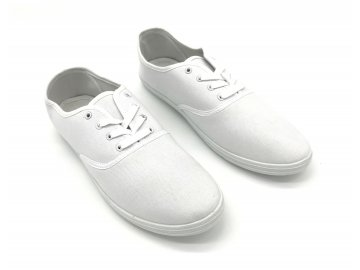 Pánské boty Mad Wax Bílé