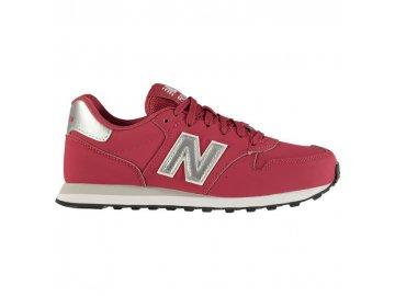 Dámské boty New Balance 500 Růžové
