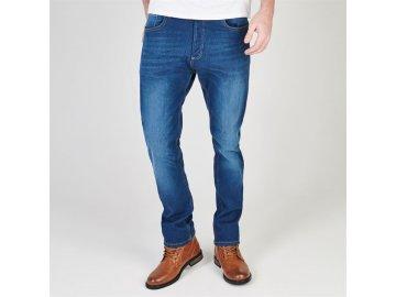 Pánské džíny Soviet Slim Modré