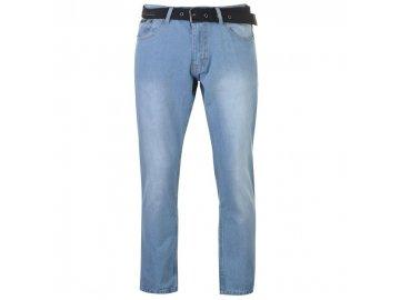 Pánské džíny Pierre Cardin Regular Web Světle modré