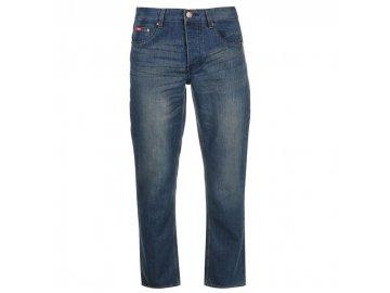 Pánské džíny Lee Cooper Regular Tmavě modré