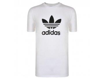 Pánské triko adidas Originals Trefoil Logo Bílé
