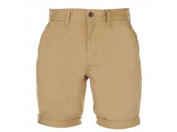 Pánské šortky Tommy Hilfiger Jeans Essential Béžové