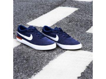 Pánské boty Nike SB Koston Modré