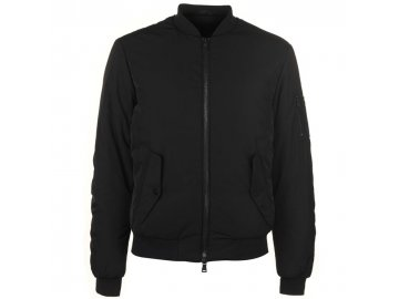 Pánská bunda DKNY Jacket Bomber Černá