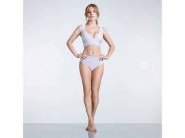 Plavky spodní díl USA Pro Textured Lilac