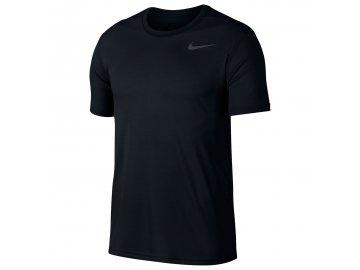 Pánské triko Nike Breathe Černé