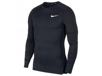Pánské triko Nike Pro Core Černé