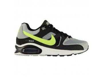 Pánské boty Nike Air Max Command Šedé