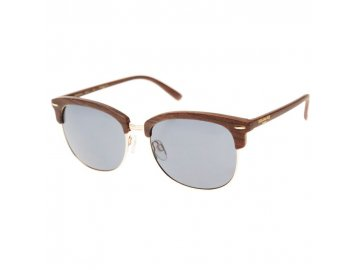 Sluneční brýle SoulCal Barbados Brown Wood