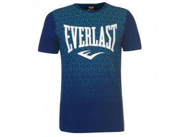 Pánské triko Everlast Geo Print Navy