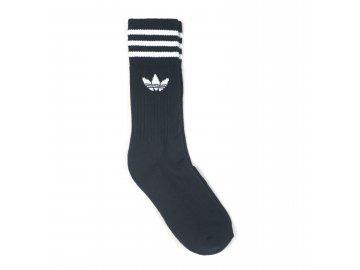 Ponožky adidas Originals Crew Černé