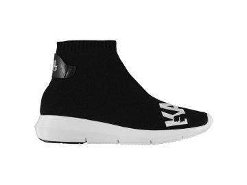 Dámské boty Karl Lagerfeld Vitse 2 Černé