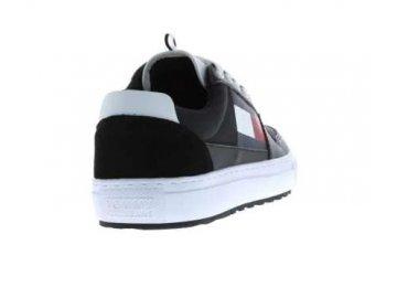 Pánské boty Tommy Hilfiger Braxton LW Černé
