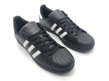Pánské boty adidas Originals Superstar Bíločerné