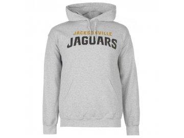 Pánská mikina NFL Club Logo Jaguars