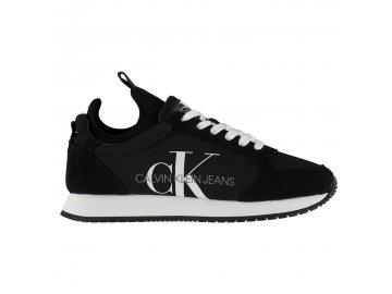 Dámské boty Calvin Klein Josslyn Černé