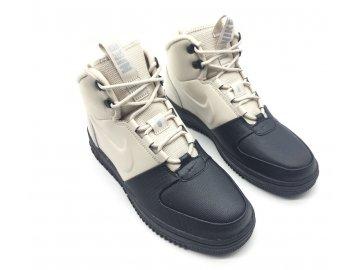 Pánské boty Nike Path Winter Mid Bílé