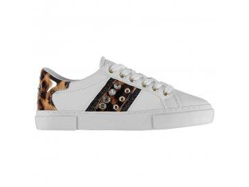 Dámské boty Guess Glitzy Leopard