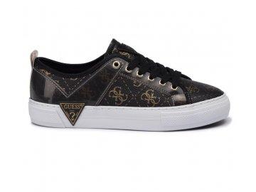 Dámské boty Guess Golden Černé