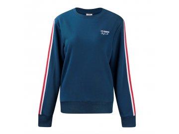 Dámská mikina Lee Cooper Taped Sweater Navy