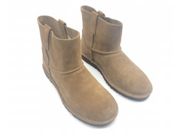 Dámské boty válenky UGG Classic Unlined Chestnut