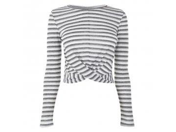 Dámské triko Jacqueline de Yong Top Pruhované