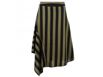 Sukně Noisy May Jade Skirt Pruhovaná