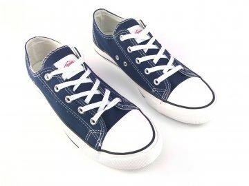 Dámské boty Lee Cooper Canvas Navy