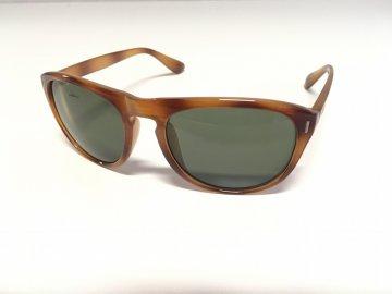 Sluneční brýle Jack and Jones C17 Kávové