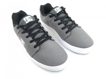 Pánské boty DC Shoes Meth Šedé