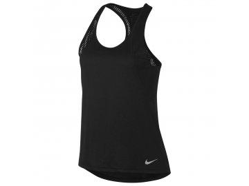 Dámské tílko Nike Run Breathe Černé