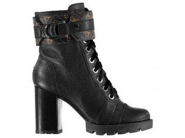 Dámské boty Guess Radell Ankle Černá