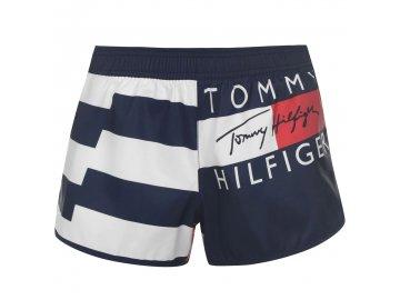 Dámské šortky Tommy Hilfiger Board Multi