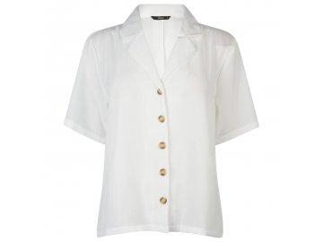 Dámská košile Only Shirt Bílá