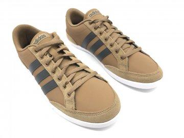 Pánské boty adidas Cali Leather Hnědé