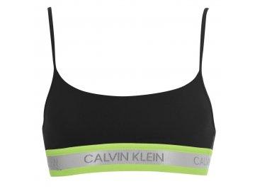 Podprsenka Calvin Klein Hazard Žlutá