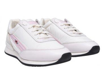 Dámské boty Hugo Amy Trainers Bílé