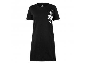 Šaty Converse Lifestyle Černé