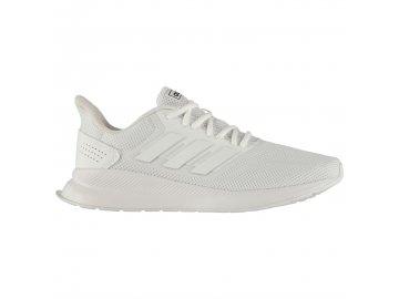 Pánské boty adidas Runfalcon Bílé