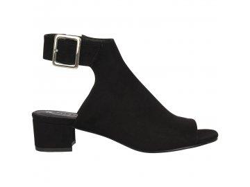 Dámské boty Miso Peep Černé