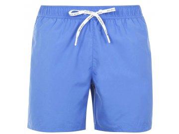 Pánské plavky Jack Wills Ridley Modré