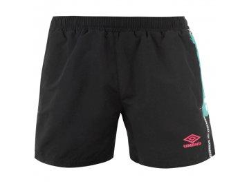 Pánské šortky Umbro Horizon Černé