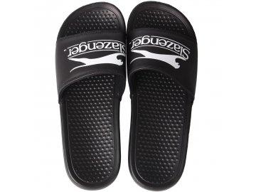 Pánské pantofle Slazenger Impose Černé