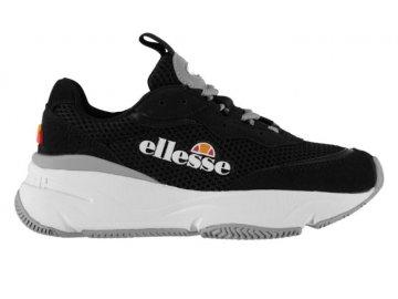 Dámské boty Ellesse Trainers Černé