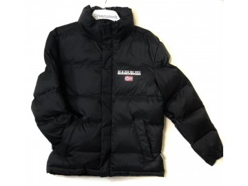 Pánská bunda Napapijri Accer Černá