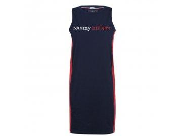 Šaty Tommy Hilfiger Bodywear Navy