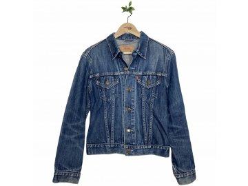 Dámská džínová bunda Levis